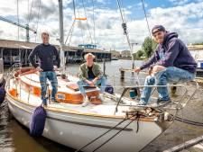 Oldenzaalse broers gaan de wereld rondzeilen: 'We willen mooie plekken ontdekken'