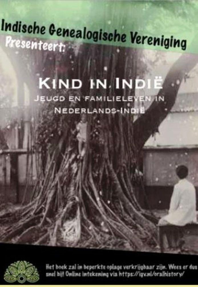 Aan de hand van 30 persoonlijke verhalen neemt Kevin Felter van de Indische Genealogische Vereniging op 12 november zijn publiek mee naar de periode in het voormalige Nederlands-Indië.