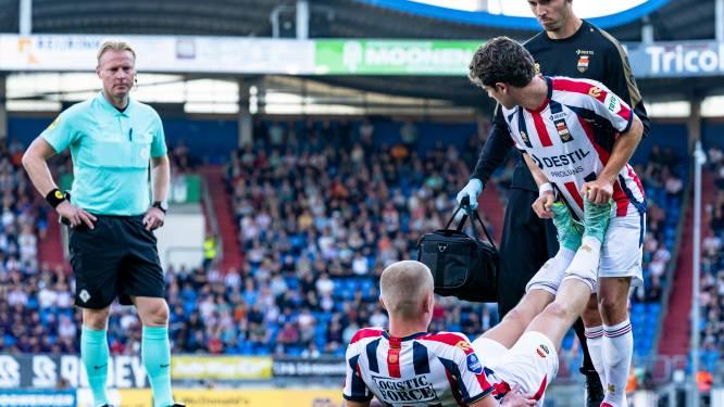 Kramp in beide kuiten, maar Vincent Schippers genoot van Willem II - PSV