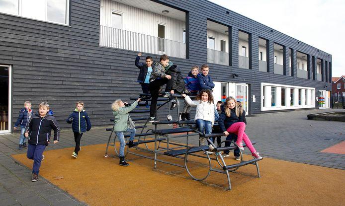 De Statie in Sas van Gent is één van de scholen in Zeeuws-Vlaanderen met een startgroep waar kinderen al vanaf twee jaar terecht kunnen.
