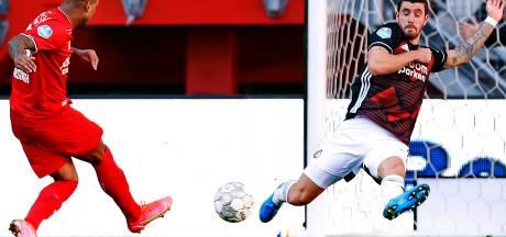 Bij FC Twente snapt niemand hoe Feyenoord kon ontsnappen