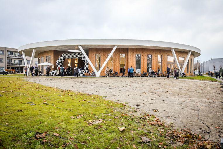 Tijdens het openingsfeestje kwamen 1.500 mensen een kijkje nemen.