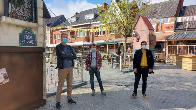 Corbiestraat wordt omgetoverd tot gezellige Franse promenade