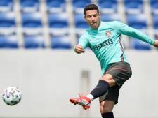 Er telt voor Cristiano Ronaldo maar één EK-record: opnieuw de titel pakken met Portugal