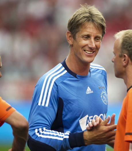 'Wat doet Van der Sar met De Boer als Ajax 8ste wordt?'