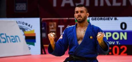 Euro de judo: Toma Nikiforov champion d'Europe