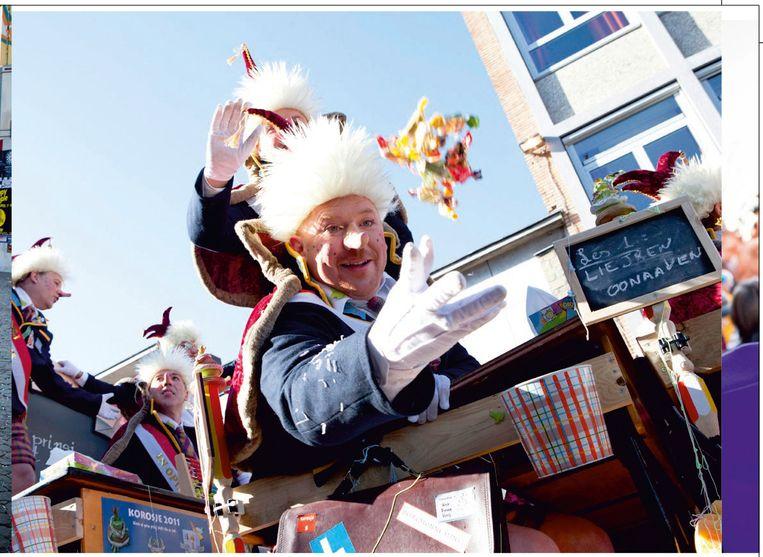 Aalst Carnaval 2011 Beeld Thomas Legrève