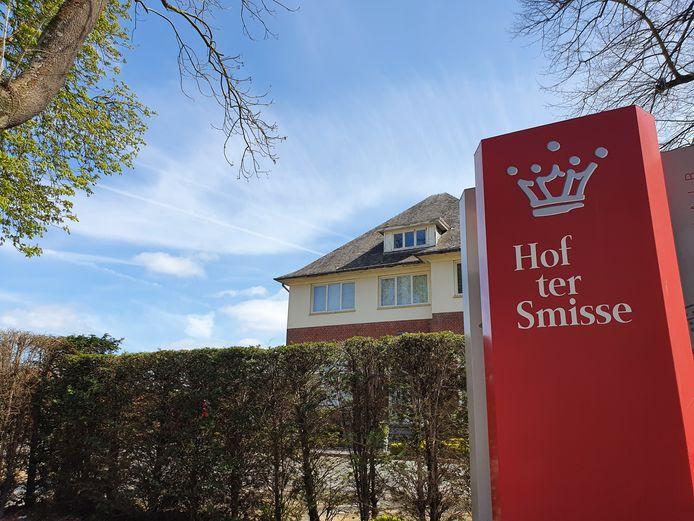 Hof ter Smisse doet nog verder tot eind 2021, maar houdt er dan mee op als feestzaal.