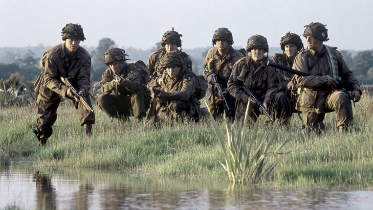 Band of Brothers Beeld HBO