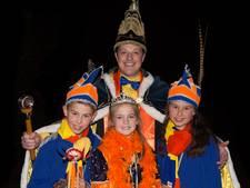 Prins Driek regeert over Krabberdonk
