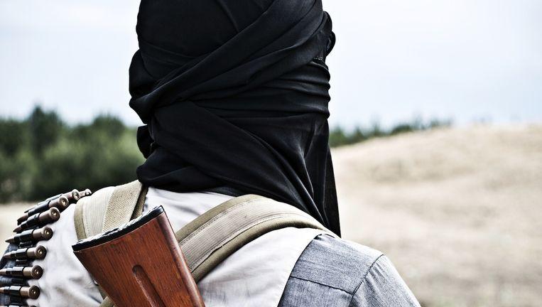 Bilal ronselde jongeren voor de jihad. Beeld thinkstock