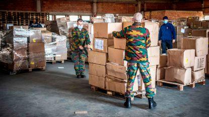 Stoffen mondmaskers voor alle Belgen worden uiterlijk op 24 mei geleverd, nog geen duidelijkheid over verdeling