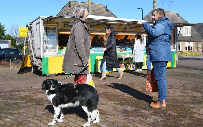 Varik Weekmarkt Foto William Hoogteyling