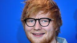 """Ed Sheeran werd als kind gepest: """"Maar het is geweldig om raar te zijn"""""""