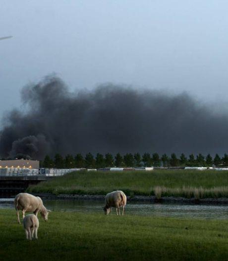 Fouten gemeente voor grote brand bij ELD in Oosterhout
