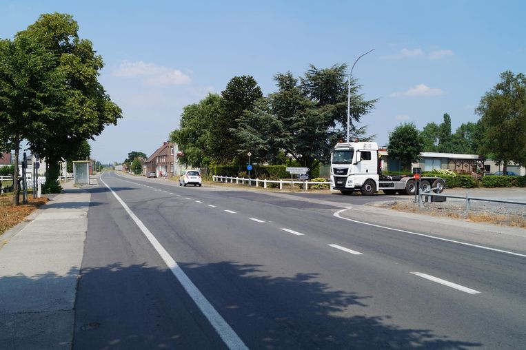 De trajectcontrole op de Wingensesteenweg tussen Tielt en Wingene had eigenlijk in april vorig jaar operationeel moeten zijn
