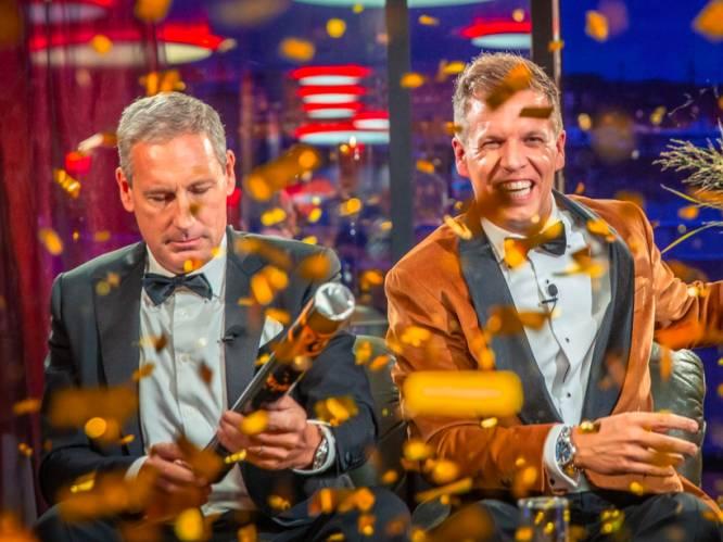 """Gert en James pakken uit met 'De Cooke & Verhulst Show': """"Veel show en veel gasten in een tv-studio"""""""