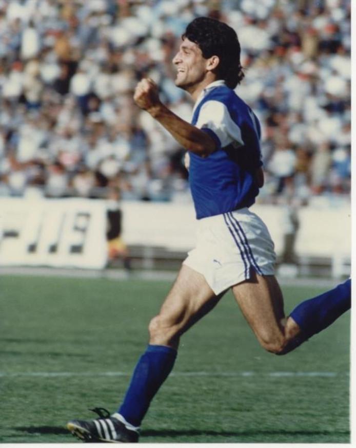 Amir Hashemi schopte het tot Iraans internationaal. De aanvaller van Esteghlal uit hoofdstad Teheran speelde veertien interlands.