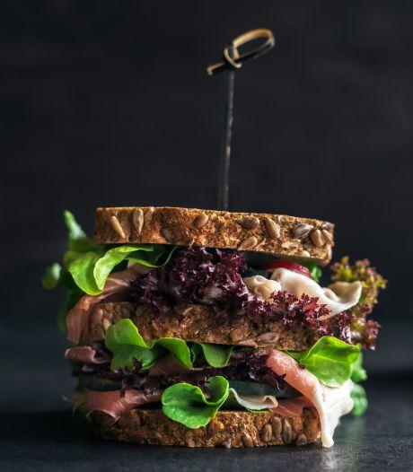 De vijf lekkerste sandwiches voor de lunch
