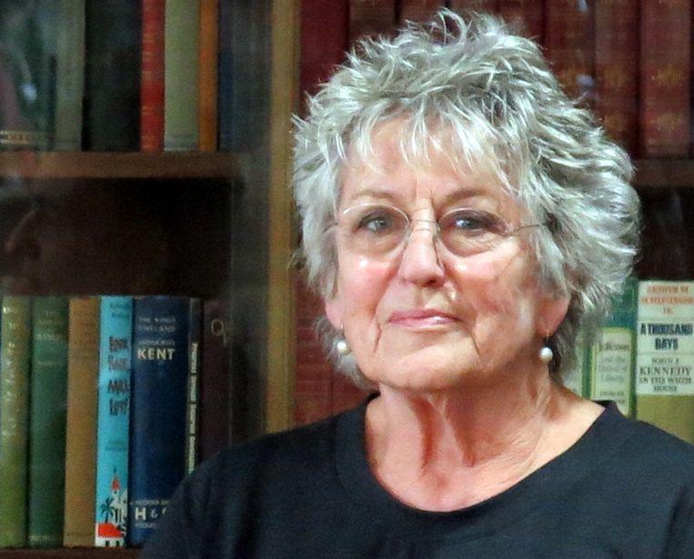 Germaine Greer Beeld Wikimedia