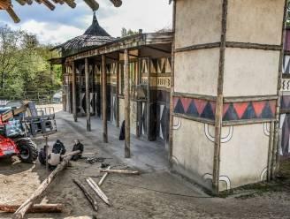 """Medewerkers stomen pretpark Bellewaerde in recordtempo klaar: """"We willen het beste voor onze bezoekers"""""""