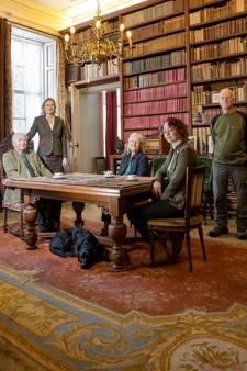 Downton Abbey in Rivierenland: camera's volgen adellijke familie Landgoed Mariënwaerdt