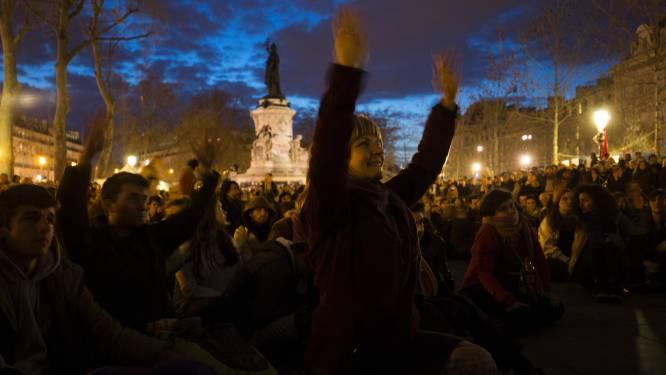 """Evacués au petit matin, des Parisiens de retour pour une nouvelle """"Nuit Debout"""""""