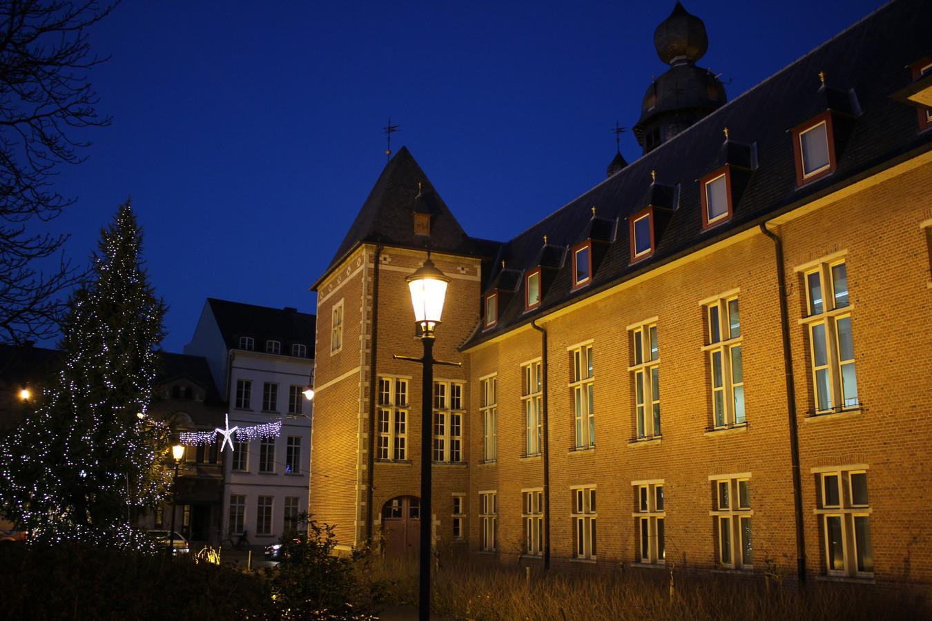 Het gemeentehuis van Duffel