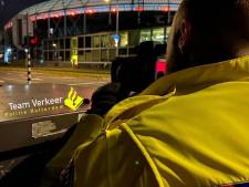 Snelheidsduivel rijdt 134 kilometer per uur waar 50 is toegestaan