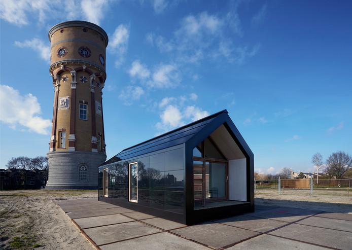 Dit tiny house maakt kans op de prestigieuze architectuurprijs.
