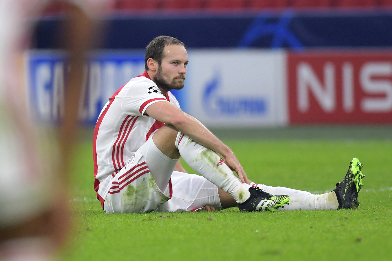 Daley Blind of Ajax