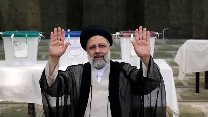 Ultraconservatieve opperrechter verkozen als nieuwe president in Iran