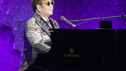 """Elton John: """"Diana zou apetrots zijn op William en Harry"""""""