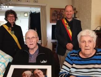 Joseph en Elvira vieren 70 jaar liefde (ook al moesten ze door corona wat geduld hebben)