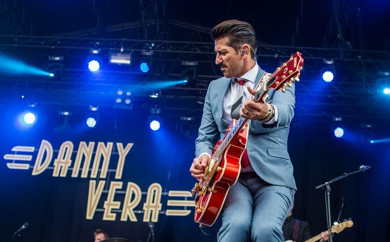 Danny Vera. Beeld ANP Kippa
