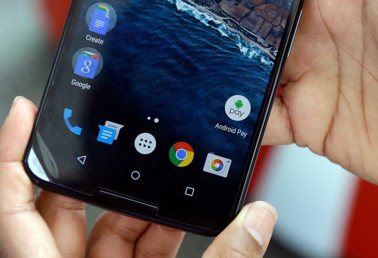 41 procent van alle Android-toestellen zijn extra kwetsbaar. Beeld AP