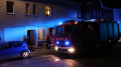 Brandje in woning op eerste verdieping