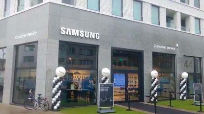 Samsung opent eerste Belgische service center vlakbij Centraal Station in Antwerpen