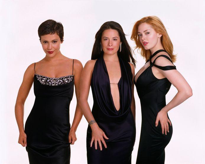 Alyssa Milano, Holly Marie Combs en Rose McGowan.