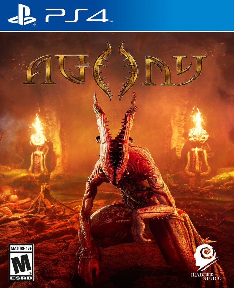 'Agony' is een game die u recht in een poel vol dampende, lillende gore kiepert, en u daarna nog met een knarsende grijns een paar keer kopje-onder duwt. Beeld Koch Media