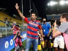 Buffon (43) houdt doel schoon tijdens rentree bij Parma