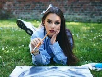 """Aline (18) in finale Queen of the Models: """"Carrière als model is écht iets voor mij"""""""