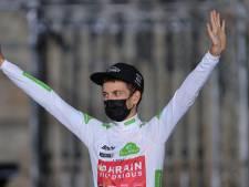 Gino Mäder, une Vuelta de feu et plus de 4000 euros pour la planète