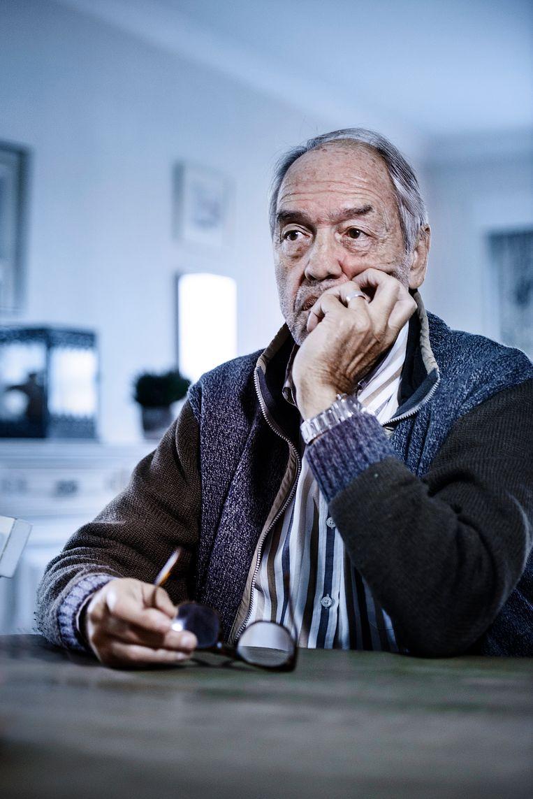 Wim Van Rooy.  Beeld Eric de Mildt
