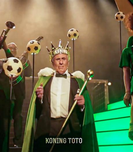Sjaak 'Koning Toto' Swart bij irritantste BN'ers in reclame