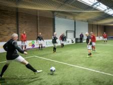Sportclub Markelo begint weer met walking football