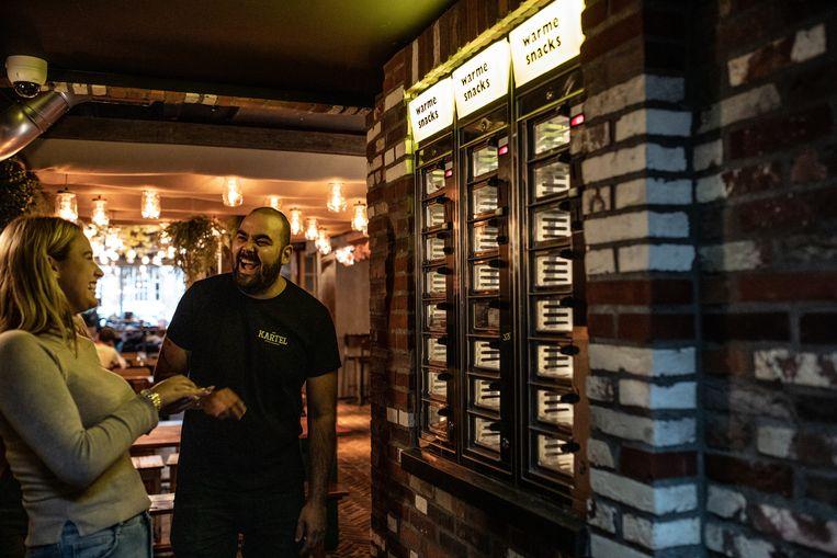 Bar Kartel - Little Kitchen, Overtoom 28. Beeld Nosh Neneh