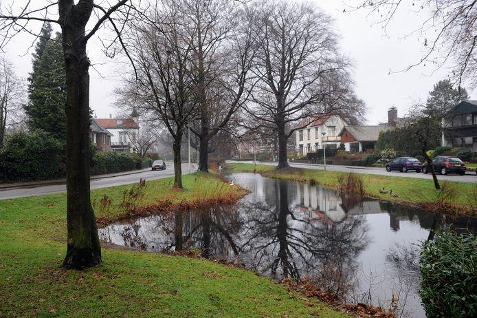 Bewoners van Rhedense monumenten kunnen zich nu laten adviseren over woningisolatie. Op de foto het Velpse villapark.