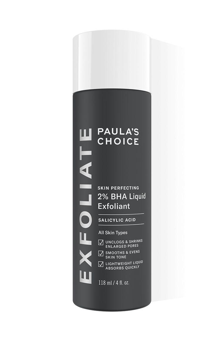 Paula's Choice, Skin Perfecting 2% BHA Liquid Exfoliant, 33 euro. Beeld rv