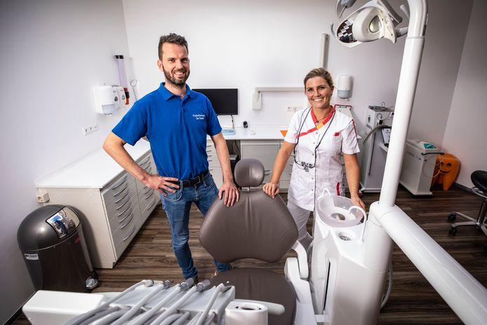 Jeroen Busch en Susanne Latka willen bewijzen dat samenwerken loont.
